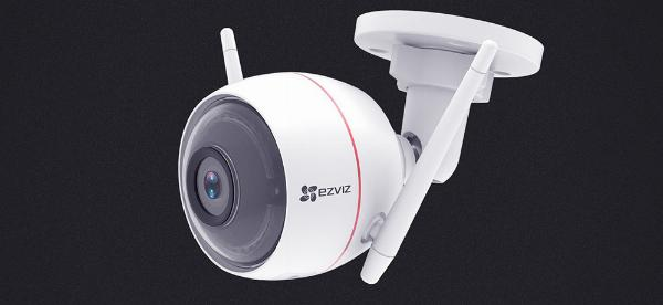 CAMERA WIFI HIKVISION EZVIZ HUSKY AIR CS-CV310 – FULL HD 1080P